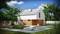 Проект дома Z229