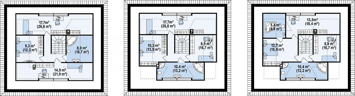 Второго этажа нет дома Z230