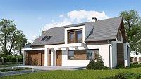 Проект дома Z236 GL2