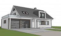 Проект дома Z236 GL2 Фото 2