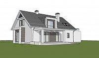 Проект дома Z236 GL2 Фото 3