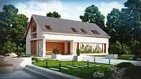 Проект дома Z238