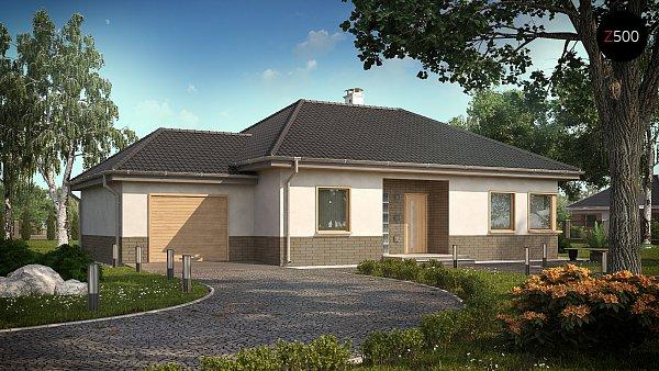 Проект дома Z24 GL