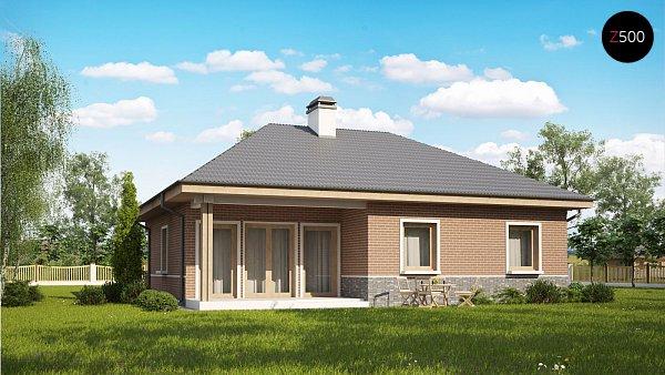 Проект дома Z24 k