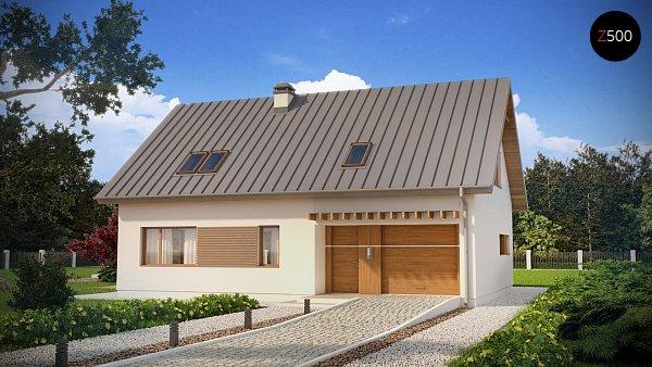 Проект дома Z240