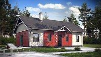 Проект дома Z241 Фото 3