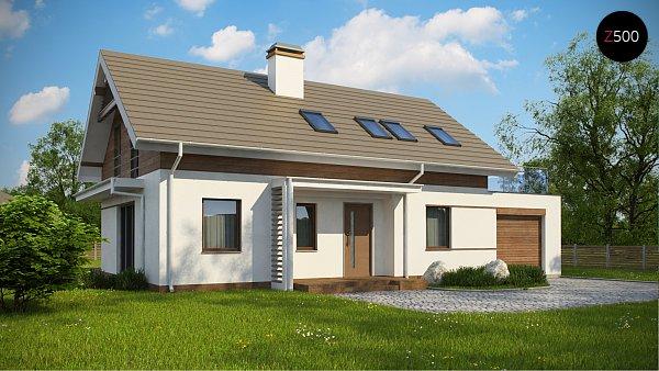 Проект дома Z244 GP