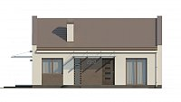 Фасады проекта Z252 Фото 1