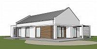 Проект дома Z258 GP Фото 1