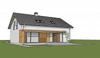 Проект дома Z261 v1 Фото 1