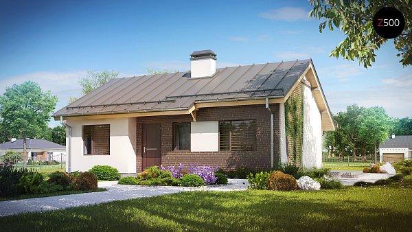 Проект дома Z262