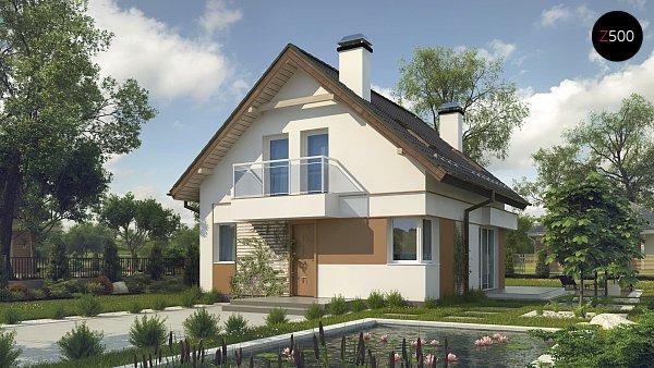 Проект дома Z265