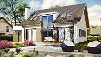 Проект дома Z266