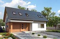 Проект дома Z269