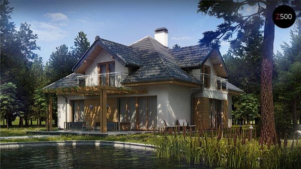 Проект дома Z270 A