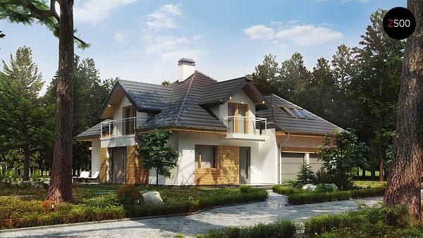 Проект дома Z270