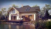Проект дома Z272