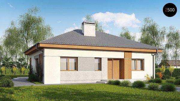Проект дома Z273 a