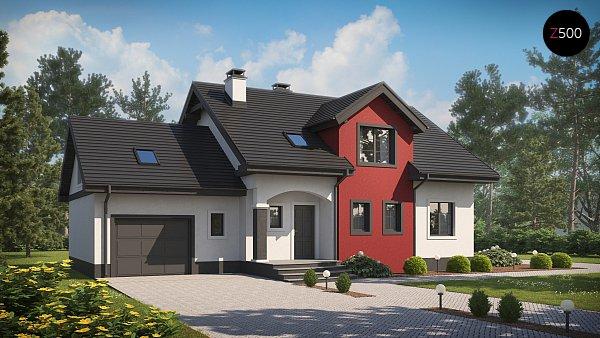 Проект дома Z28 GL