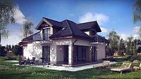 Проект дома Z283 Фото 1