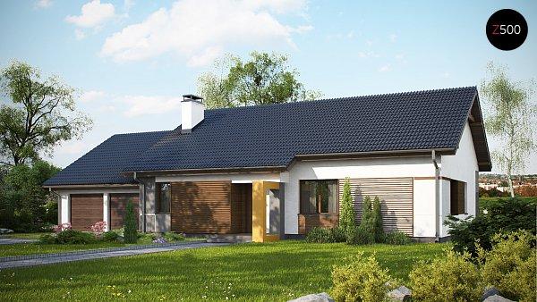 Проект дома Z287 GL2