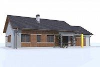 Проект дома Z287 GL2 Фото 1