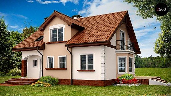 Проект дома Z28
