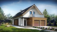 Проект дома Z294