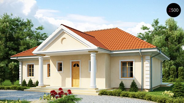 Проект дома Z2