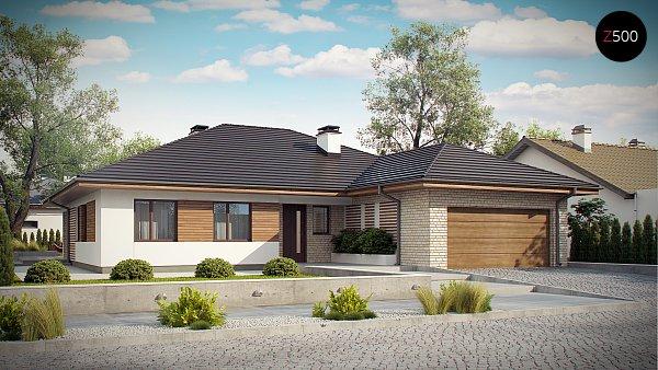 Проект дома Z301