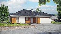Проект дома Z303
