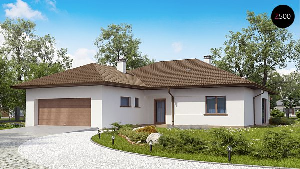 Проект дома Z311