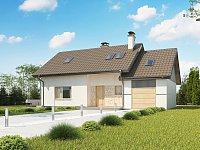 Проект дома Z318 Фото 1