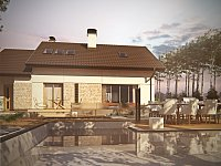 Проект дома Z318 Фото 8
