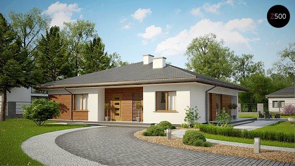 Проект дома Z321