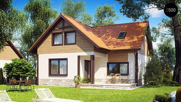 Проект дома Z37