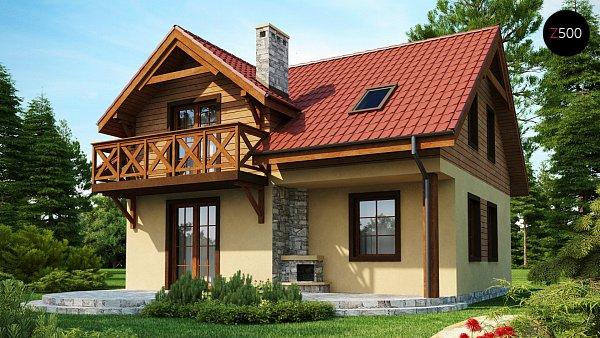 Проект дома Z3