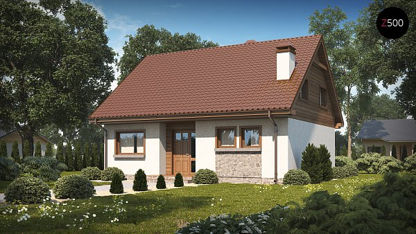 Проект дома Z40 os