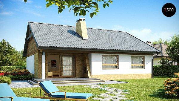 Проект дома Z41