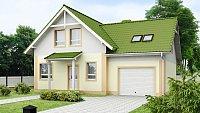 Проект дома Z43