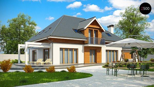 Проект дома Z50 A