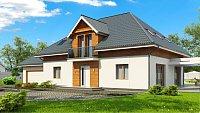Проект дома Z50 A Фото 1