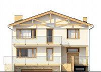 Фасады проекта Z53 Фото 1