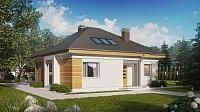 Проект дома Z54