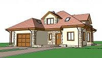 Проект дома Z58 z blk Фото 2