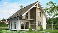 Проект дома Z62