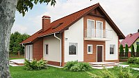 Красивый комфортный дом Z63