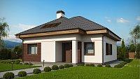 Проект дома Z64 a