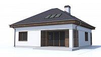 Проект дома Z64 a Фото 1