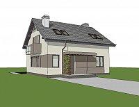Проект дома Z65 v2 Фото 2